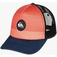 czapka z daszkiem QUIKSILVER - Tijuana Trucker Majolica Blue (BSM0)