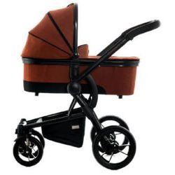 MOON Wózek wielofunkcyjny Cool City ginger/fishbone