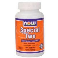 Tabletki Now Foods Special Two 180 tabl. - naturalne witaminy i minerały
