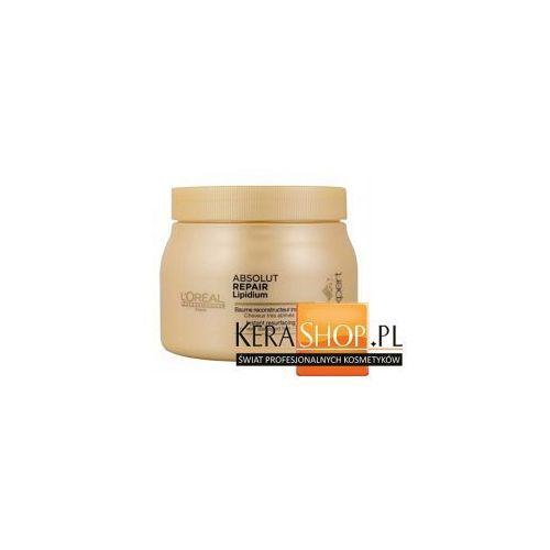 Maska regenerująca włosy 500 ml Loreal absolut repair lipidium