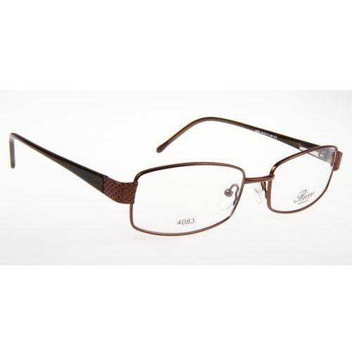 Ricco Oprawki okularowe 4083 c2 - brązowe
