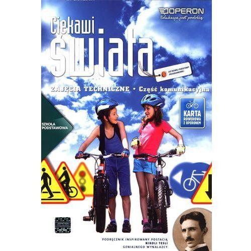 Ciekawi świata 4-6 Zajęcia techniczne Część komunikacyjna Podręcznik, Operon