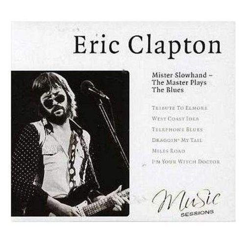 Mister Slowhand - The Master Plays The Blues - Clapton, Eric (Płyta CD)