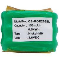 Motorola PMB3.6b 150mAh 0.54Wh Ni-MH 3.6V (Cameron Sino)