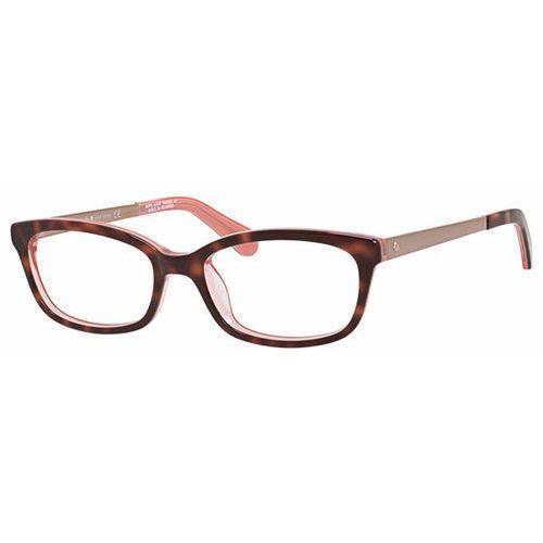 Kate spade Okulary korekcyjne jazmine oruu 00