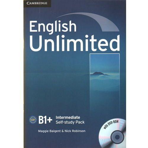 English Unlimited Intermediate Workbook (zeszyt ćwiczeń) with DVD-ROM (lp) (9780521151825)