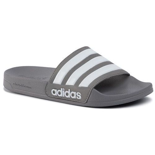 Klapki adidas - Adilette Shower B42212 Grethr/Fteeht/Grethr