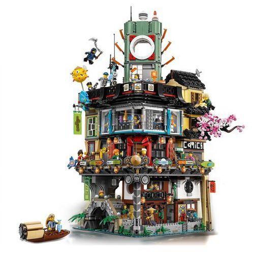 Lego NINJAGO Miasto 70620