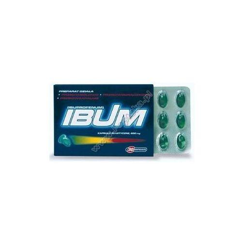 Kapsułki IBUM 0,2 x 10 kapsułek