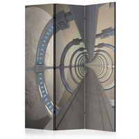 Parawan do mieszkania 3-częściowy - Kosmiczny tunel 135 szer. 172 wys.