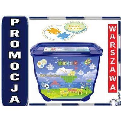 Pozostałe zabawki Clics CLICS.pl  - Dystrybutor hurtowy klockow CLICS