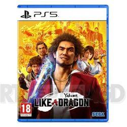 Gra PS5 Yakuza: Like a Dragon