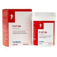 Proszek FORMEDS F-VIT B6 z inulną 60 porcji