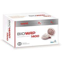 Tabletki Biowap 1400 D3 x 60 tabletek powlekanych