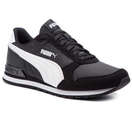Sneakersy PUMA Rb Playoff Sl Jr 370933 02 Puma BlackPuma Silver