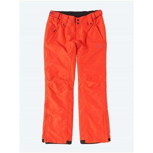 Bench Spodnie - democrat dark orange marl (or036x) rozmiar: s