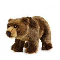 Pluszak National Geographic Niedźwiedź Grizli 30 cm (8004332707400)