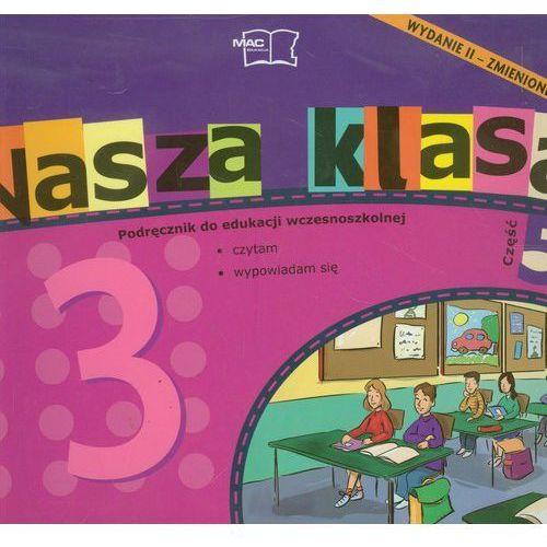 Nasza klasa 3 Podręcznik część 5 Edukacja wczesnoszkolna Szkoła podstawowa (9788374914918)