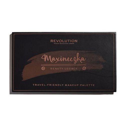 Makeup Revolution Maxineczka Beauty Legacy paleta multifunkcyjna do twarzy i okolic oczu 19,8 g