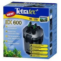 Tetra tec ex-600 filtr zewnętrzny kanistrowy do akwarium 120l marki Tetratec