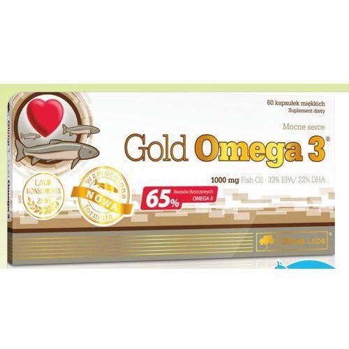 Kapsułki Olimp Omega 3 kapsułki miękkie, 60 kaps.