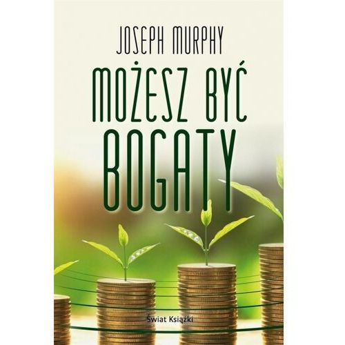 Możesz być bogaty - joseph murphy (352 str.)