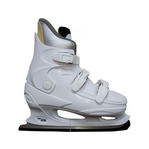 Erbo ice star white - łyżwy figurowe r. 36