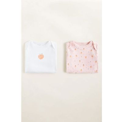 Body niemowlęce Mango Kids ANSWEAR.com