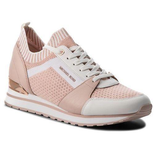 e40c40383c741 Sneakersy michael kors - billie knit trainer 43t8bifs1d soft pink, Michael  michael kors, 36
