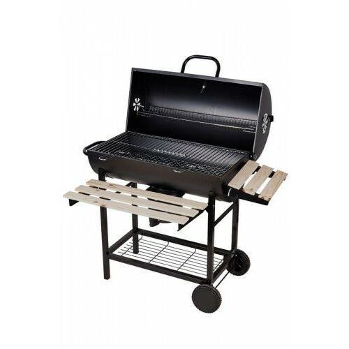 Grill węglowy z pokrywą - marki Smoke&flames