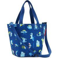 Torba na zakupy dla dzieci reisenthel shopper xs kids abc niebieska (rik4066)