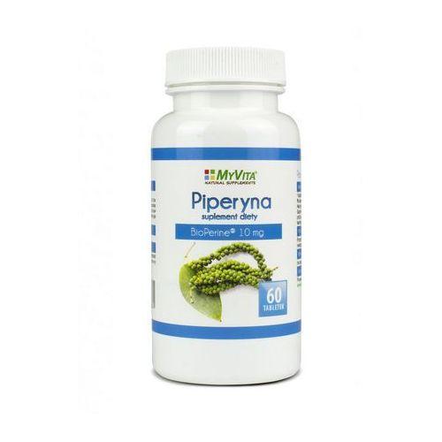 Tabletki Piperyna Bioperyna 10mg 60 tabl. (Myvita)