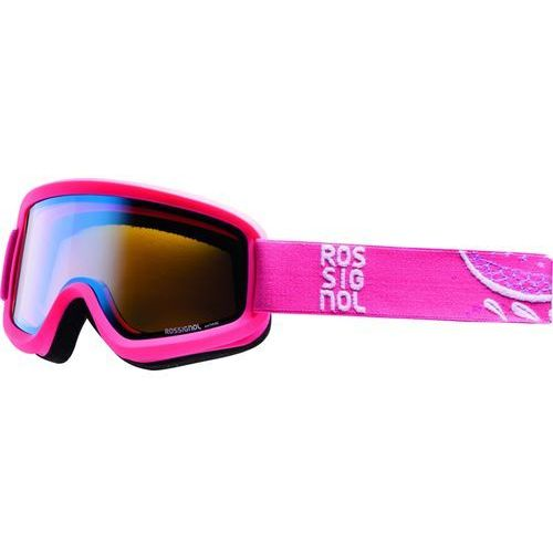 Ace w flower pink cylindrical Rossignol