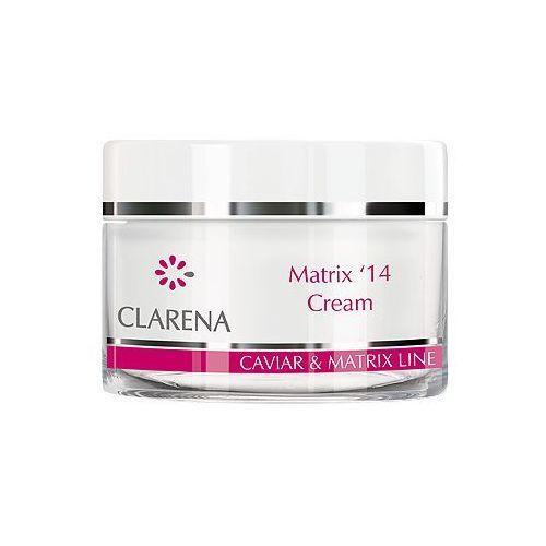 Matrix'14 cream krem z matrigenics 14g™ aktywującym 14 genów młodości 50 ml Clarena