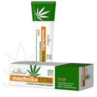 Cannaderm Mentholka Extra Chłodzący żel konopny na bóle mięśni i stawów 14% 150ml