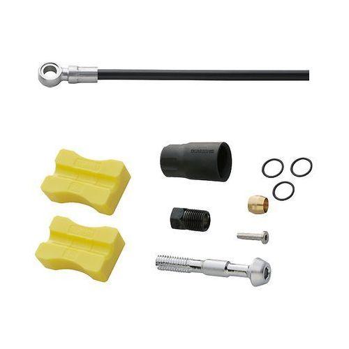 Shimano Ismbh90sbml170 przewód hamulcowy hydrauliczny xtr (m987) sm-bh90-sbm 1700 mm tył czarny