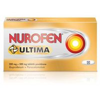 Tabletki Nurofen Ultima tabl.x 24