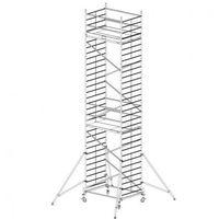 Rusztowanie aluminiowe protec xxl 9,3 m marki B2b partner