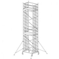 Rusztowanie ruchome aluminiowe protec xxl 9,3 m marki B2b partner