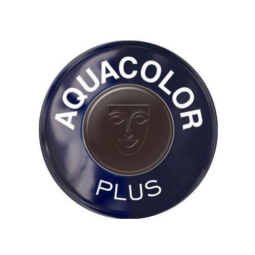 Aquacolor plus (dark brown) farba do makijażu ciała - dark brown (1102) Kryolan