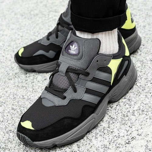 Buty sportowe męskie originals yung-96 (f97180), Adidas