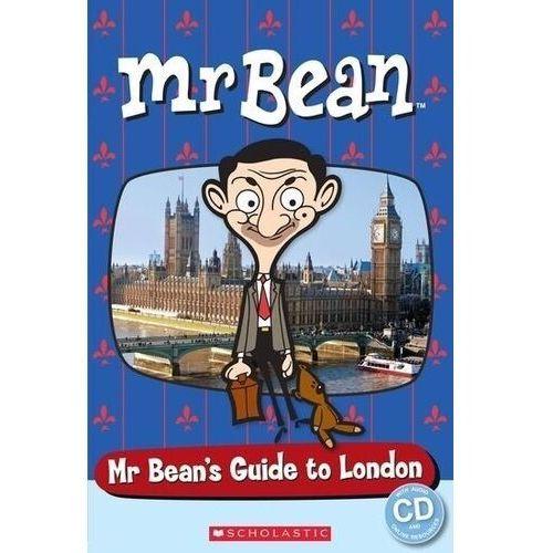 Mr bean's guide to... reader starter level + cd, praca zbiorowa