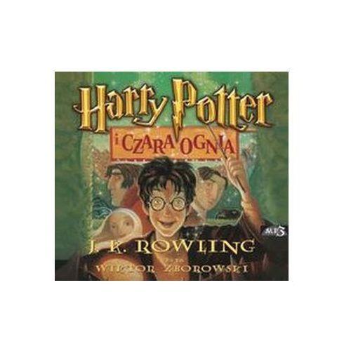 Harry Potter i Czara Ognia CD mp3 (audiobook), Media Rodzina