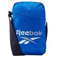 Torebka Reebok Training Essentials City Bag niebieska FL5123