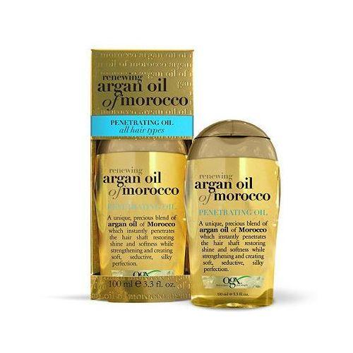 Olejek rewitalizujący z marokańskim olejkiem arganowym 100ml Organix