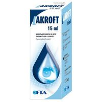 Ofta Lakroft krople do oczu 15 ml (5901549084061)