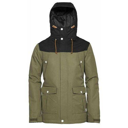 Clwr Kurtka - charge jacket loden (590)