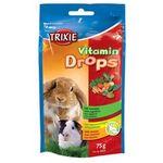 Trixie dropsy dla gryzoni warzywne- rób zakupy i zbieraj punkty payback - darmowa wysyłka od 99 zł (4011905060224)