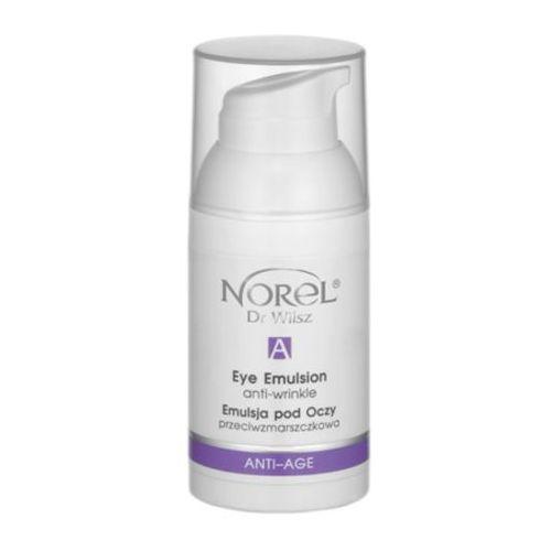 Anti-age eye emulsion anti-wrinkle przeciwzmarszczkowa emulsja pod oczy (pz041) Norel (dr wilsz)