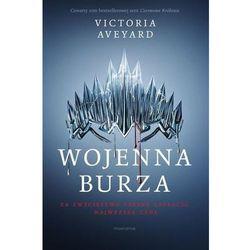 Literatura dla młodzieży  VICTORIA AVEYARD TaniaKsiazka.pl